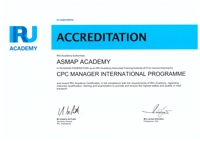 THE CPC MANAGER INTERNATIONAL PROGRAMME